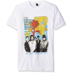 U2 - Mens Bullet The Blue Sky Soft T-Shirt