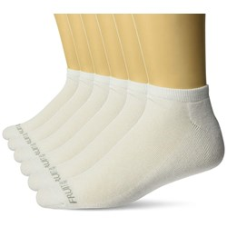Fruit of the Loom - Mens Half Cushion No Show Socks