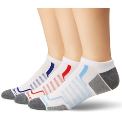 New Balance - Mens Performance No Show 3 Pack Socks