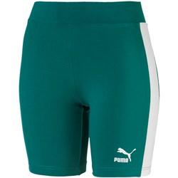PUMA - Womens Claics T7 Bike Shorts
