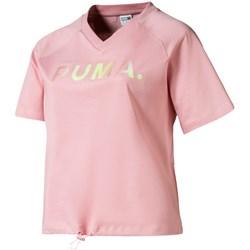 PUMA - Womens Chase V Tee