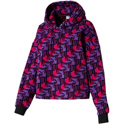 PUMA - Womens Puma Xtg Fleece Hoody Aop