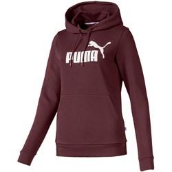 PUMA - Womens E Logo Hoody Fl