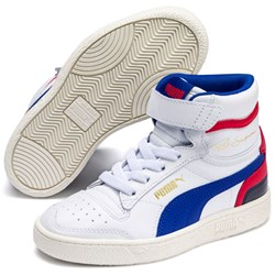 PUMA - Kids Ralph Sampson Mid V Shoe