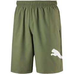 """PUMA - Mens Tec Sports Woven Logo Shorts 10"""""""