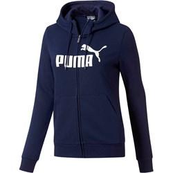 PUMA - Womens Ess Logo Hooded Jacket Fl