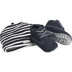 Timberland - Unisex-Baby Crib Bootie