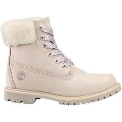 Timberland - 6 Inch Premium w/Shearling Collar Boot