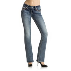 Rock Revival - Womens Luz B1 Boot Jeans