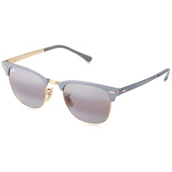 Ray-Ban - Unisex-Adult Clubmaster Metal Sunglasses