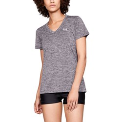 Under Armour - Womens Tech Twist VNeck T-Shirt