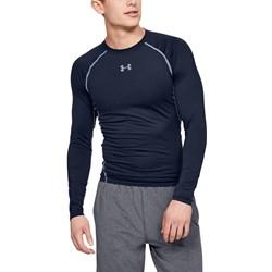 Under Armour - Mens Men's UA HeatGear Armour Long Sleeve Compression Shirt Long-Sleeves T-Shirt