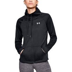 Under Armour - Womens Tech Full Zip Warmup Top