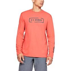 Under Armour - Mens Isochill Shore Break Crew Long-Sleeves T-Shirt