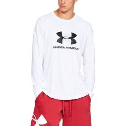 Under Armour - Mens Sportstyle Logo Long Sleeve Long-Sleeves T-Shirt