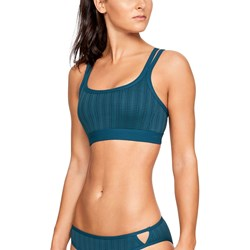 Under Armour - Womens Armour Swim Mid Top (Novelty) Swim Tops