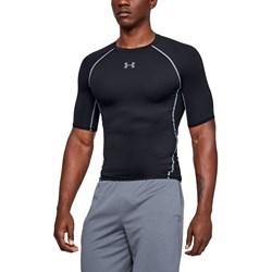 Under Armour - Mens Heatgear Armour Sleeve Compression T-Shirt