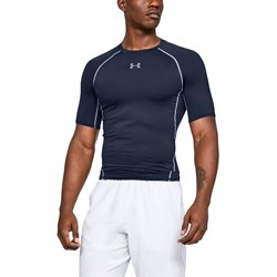 Under Armour - Mens Heatgear Armour Sleeve Compression T-Shirt