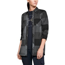 Under Armour - Womens Tradesman Flannel 2.0 Long-Sleeves T-Shirt