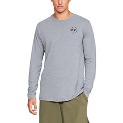 Under Armour - Mens Freedom Flag Long Sleeve Long-Sleeves T-Shirt