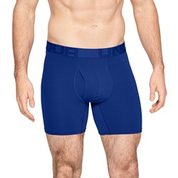 Under Armour - Mens Tech Mesh 6In 2 Pack Underwear Bottoms
