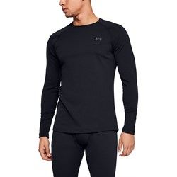 Under Armour - Mens Packaged Base 2.0 Crew Long-Sleeve T-Shirt