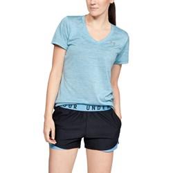 Under Armour - Womens Tech Twist VNeck T-Shirt