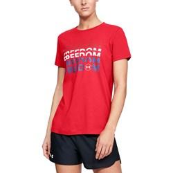 Under Armour - Womens Freedoglitch T-Shirt