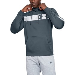 Under Armour - Mens Af Po Bar Logo Graphic Fleece Top