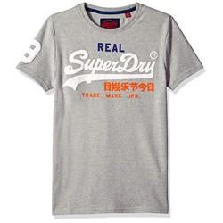 Superdry - Mens Vintage Logo Tri T-Shirt