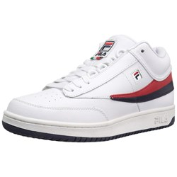 Fila - Mens T-1 Mid Tennis Shoes