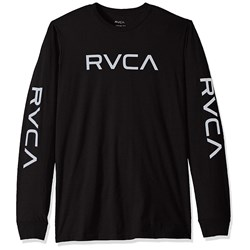RVCA - Mens Big Rvca Long Sleeve T-Shirt