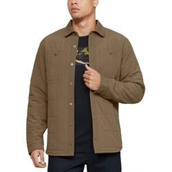Under Armour - Mens Cg Latitude Shacket Long-Sleeve T-Shirt
