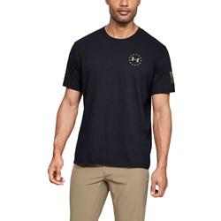 Under Armour - Mens Freedoflag Camo Long-Sleeve T-Shirt