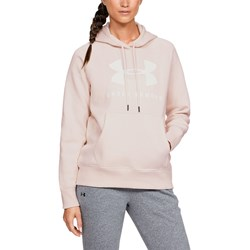 Under Armour - Womens Rivalsportstyle Graphic Fleece Top