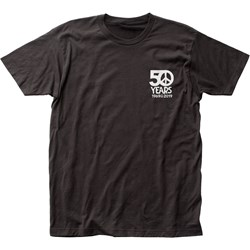 Woodstock - Mens 50 Years Fitted Jersey T-Shirt