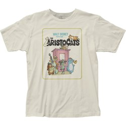 The Aristocats - Mens Fitted Jersey T-Shirt