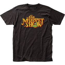 The Muppets - Mens The Muppet Show Fitted Jersey T-Shirt