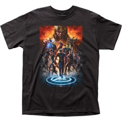 Avengers: End Game - Mens Poster T-Shirt