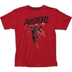 Daredevil - Mens Attack Fitted Jersey T-Shirt