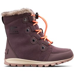 Sorel - Youth Unisex Little Childrens Whitney Suede Non Shell Boot