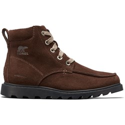 Sorel - Youth Boys Youth Madson Moc Toe Waterproof Non Shell Boot