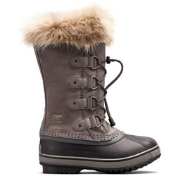 Sorel - Unisex-Child Youth Joan Of Arctic Shell Boot