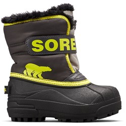 Sorel - Unisex-Child Childrens Snow Commander Shell Boot