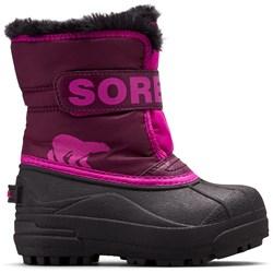 Sorel - Unisex-Child Childrens Snow Commander Shell Boot