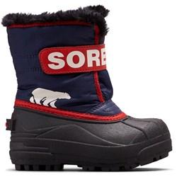 Sorel - Unisex-Baby Toddler Snow Commander Shell Boot