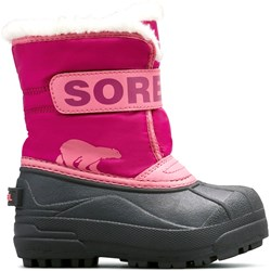 Sorel - Unisex-Baby Toddler Snow Commander Shell Boot