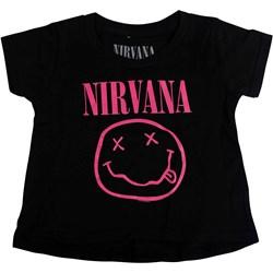 Nirvana - Unisex Smiley Toddler T-Shirt