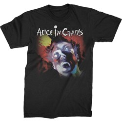 Alice In Chains - Mens Alice In Chainsfacebreaker T-Shirt