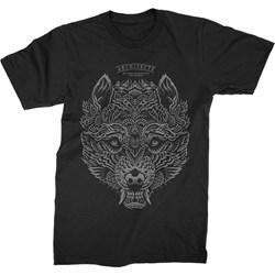Architects - Mens Wolf Head T-Shirt